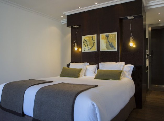 Suite  Vincci Centrum Madrid